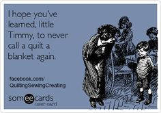 Have you been yearning for more quilt ecards? You're in luck, it's time for more quilt ecards.
