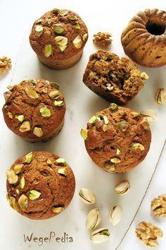 Vegan Cake, Vegan Desserts, Vegan Recipes, Healthy Sweets, No Bake Cake, Bon Appetit, Deserts, Good Food, Food And Drink