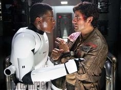 Captive AudienceWe knew Poe Dameron ended up in the clutches of The First Order, and here he appears... - Provided by TIME Inc.