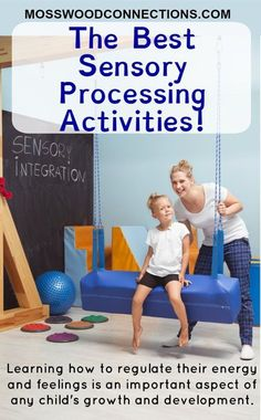Sensory regulation activities that kids will love! Children with Sensory Processing Disorder benefit from Sensory regulation activities.