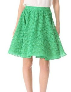 Nine Skirts That Look Good With Flats
