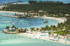 WHAT IT'S LIKE LIVING ON DISNEY CRUISE LINE'S ISLAND CASTAWAY CAY