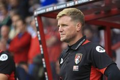 Eddie Howe, Bournemouth manager, has become the first Premier League boss to take a voluntary pay cut during the ongoing coronavirus pandemic. Tammy Abraham, Premier League Teams, England International, Match Highlights, Coach Me, Football Match, Bournemouth