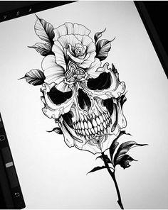 wave sleeve tattoos for guys & wave sleeve tattoo Tattoo Designs, Skull Tattoo Design, Skull Tattoos, Foot Tattoos, Flower Tattoos, Body Art Tattoos, Sleeve Tattoos, Evil Skull Tattoo, Ear Tattoos