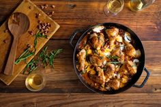 NYT Cooking: Skillet Chicken With Tomatoes, Pancetta and Mozzarella