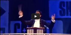 It's not easy being a conductor during practice, or so this humoroussketch would have us believe. A great way to get you or your friends to smile in under 3 m