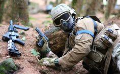 CONEXÃO JAPÃO #22 Brasileiros se tornam soldados de airsoft no Japão
