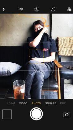 """""""good morning from sehun 📸"""" Baekhyun, Exo Kai, Cute Wallpaper Backgrounds, Cute Wallpapers, Sehun Cute, Exo Lockscreen, Z Cam, Exo Memes, Kpop Exo"""