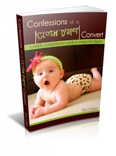 Thinking about cloth diapering?  This is a simple, yet comprehensive guide.  Get it for 31 cents as part of the Ultimate Homemaking Ebook Bundle!  http://www.imperfecthomemaker.com/2013/04/ultimate-homemaking-ebook-bundle.html