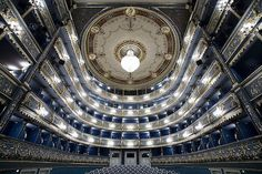 The Most Beautiful Opera Houses in the World – Flavorwire
