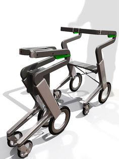 Stylish Personal Mobility Solution PE Walker