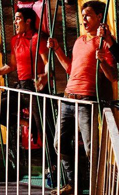 Blaine & Sam, 5.01