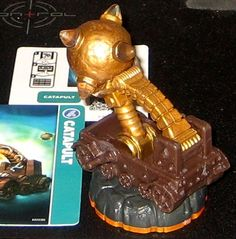 Skylanders Giants - Scorpion Striker Catapult Battle Pack [Magic Item]