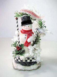 Christmas Tree Cake, Christmas Gift Box, Pink Christmas, Christmas Angels, Christmas Snowman, Christmas Projects, Beautiful Christmas, Christmas Decorations, Xmas Crafts