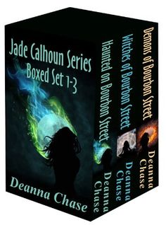 Jade Calhoun Series Boxed Set (Books 1-3) by Deanna Chase, http://www.amazon.com/dp/B00CMXSLQS/ref=cm_sw_r_pi_dp_aTRLrb006SH1Z