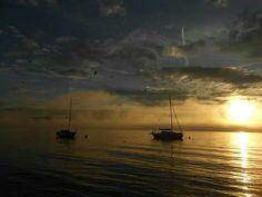 Un'alba fantastica su #Meina stamattina ( #Novara #Piedmont #Italy ) #sunrise