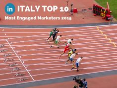 LinkedIn Italia - Top 10 Most Engaged Marketers