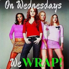 Today is #wrappingwednesday ! About to get my wrap on