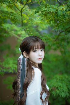 Beautiful Japanese Girl, Beautiful Person, Beautiful Asian Girls, Asian Cute, Cute Asian Girls, Cute Girls, Pretty Korean Girls, Uzzlang Girl, Cute Girl Photo