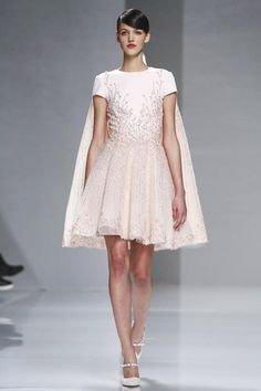 Georges Hobeika Couture Spring Summer 2015 Paris - NOWFASHION