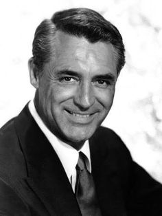 Cary Grant - the only actor to make you, your mother, and your grandmother swoon at the same time.