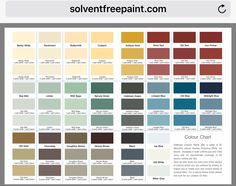 Solventfreepaint.com LINSEED OIL PAINT by Allback