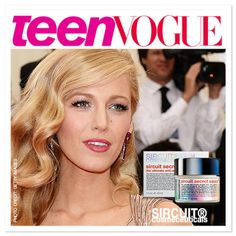 "Recently seen in the May issue of Teen Vogue, stunning Blake Lively walks the red carpet at the Met Gala. Longtime makeup artist, Elaine Offers breaks down her approach to enhancing Blake's skin in saying, ""The night of the Met Gala, I prepped Blake's skin with a couple drops of Olie Biologique oil, and then followed with some Sircuit Secret Sauce Moisturizer."" A final result that's glamorously gorgeous! For more details or to purchase SIRCUIT Secret Sauce, visit sircuitskin.com"