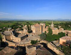 Château de Rochegude | Wine Chic Travel - Séjour dans un château au coeur de la Drôme Provençale
