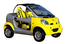 Kandi Technologies, Corp. KD-08E E-Car