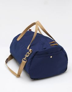 Duffle Bag In Navy Duffle Bag Patterns e59765679383a
