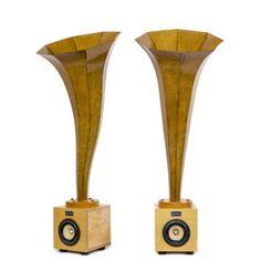 Specimen Calla Horn Speaker #audio #sound #music #hifi