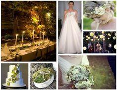 White Rose Weddings, Celebrations & Events: Enchanted Forest Wedding Inspiration