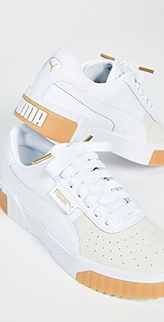 New PUMA Cali Exotic Sneakers. Womens Fashion Shoes from top store Sneaker Outfits, Sneakers Fashion Outfits, Fashion Shoes, Fashion Dresses, Sneakers Mode, White Sneakers, Running Sneakers, Casual Sneakers, Puma Sneakers Suede