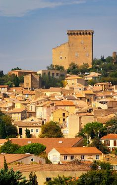 More village views of Chateauneuf-du-Pape