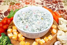 Ranch Spinach Dip by ItsJoelen
