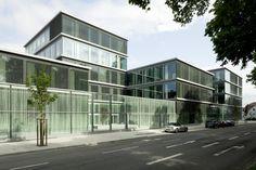 Schwäbisch Media | Wiel Arets Architects | Archinect
