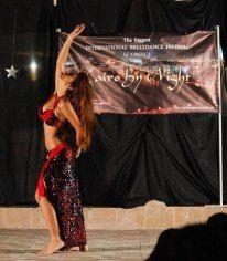 Χορεύτρια oriental Eva