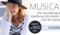 Gewinne mit #Cecil und ein wenig Glück ein Wochenende in #Hamburg und 2 Musical-Tickets im Gesamtwert von CHF 700.- , sowie einen Cecil Gutschein im Wert von CHF 200.- http://www.alle-schweizer-wettbewerbe.ch/gewinne-ein-musical-weekend-in-hamburg/
