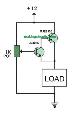 Simplest Variable 0 100v Power Supply Circuit Comandos Eletricos