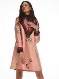 Women Chinoiserie Sportive Dress 1