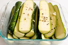 This easy Grilled Zucchini recipe requires just 5 ingredients (salt, pepper, and oil included!) and 20 minutes - for simple garlicky, lightly charred zucchini that can be made year-round. It's the perfect side dish for potlucks, BBQs, and grill season! Zucchini Dinner Recipes, Grilled Zucchini Recipes, Snack Recipes, Cooking Recipes, Snacks, Grilled Side Dishes, Potluck Side Dishes, Perfect Grill, Lime And Basil