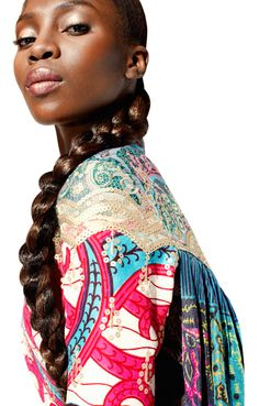 New Vlisco collection Palais des Sentiments | May 2012