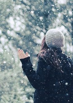 "Miné walked outside into the freezing wonderland. She looked at the snowflakes tumbling down and reached her hand out. ""雪"" Miné said smiling softly to herself, which meant snow in Mandarin."