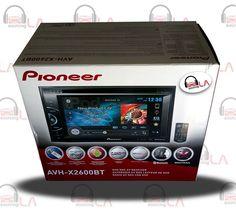 "Pioneer AVH-X2600BT 6.1"" DVD USB MP3 Bluetooth Indash Car Headunit #Pioneer"