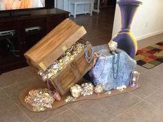 Aladdin treasure prop
