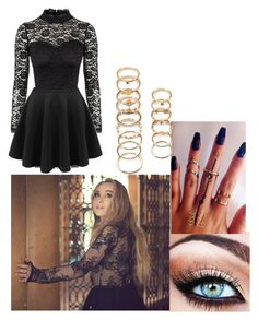 """""""Sabrina Carpenter Style Steal"""" by minticecream1010 ❤ liked on Polyvore featuring Forever 21, women's clothing, women, female, woman, misses and juniors"""
