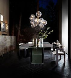 The Design Walker • Stunning dining collection by Gallotti & Radice