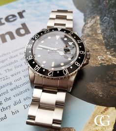Buy beautiful pre-owned & used Rolex watches online. Ladies used Rolex watches and men's used Rolex watches. Vintage Rolex, Vintage Watches, Used Rolex, Thing 1, Rolex Gmt Master, Watches Online, Rolex Watches, Luxury, Stuff To Buy