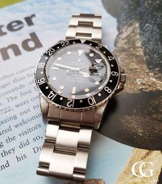 Vintage Rolex GMT Master 16750 from 1984