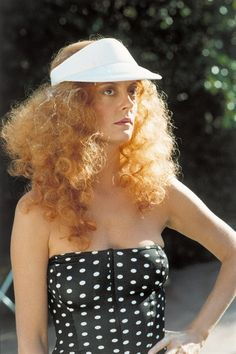 Susan Saradon in Witches Of Eastwick - one of all time fave movies